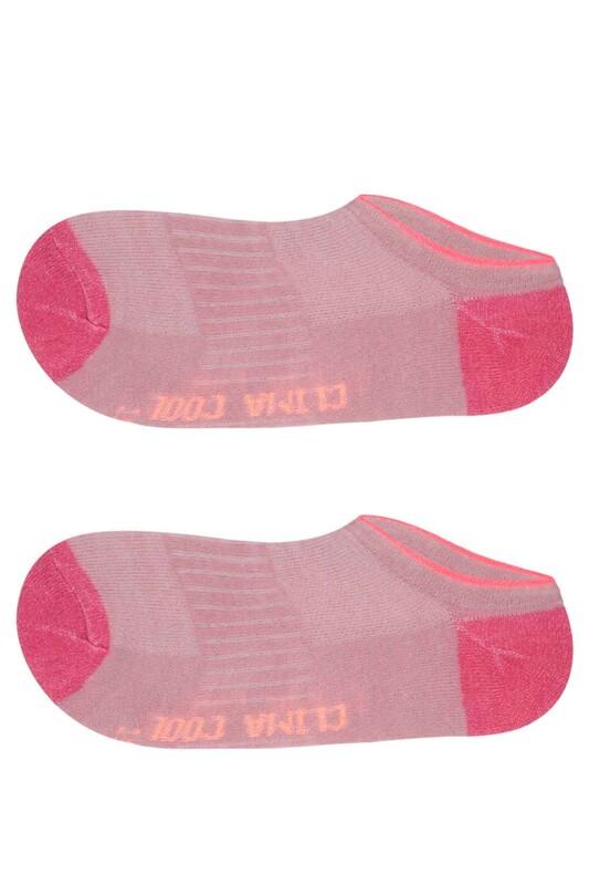 ARC - Cool Kız Çocuk Soket Çorap 308 | Pembe