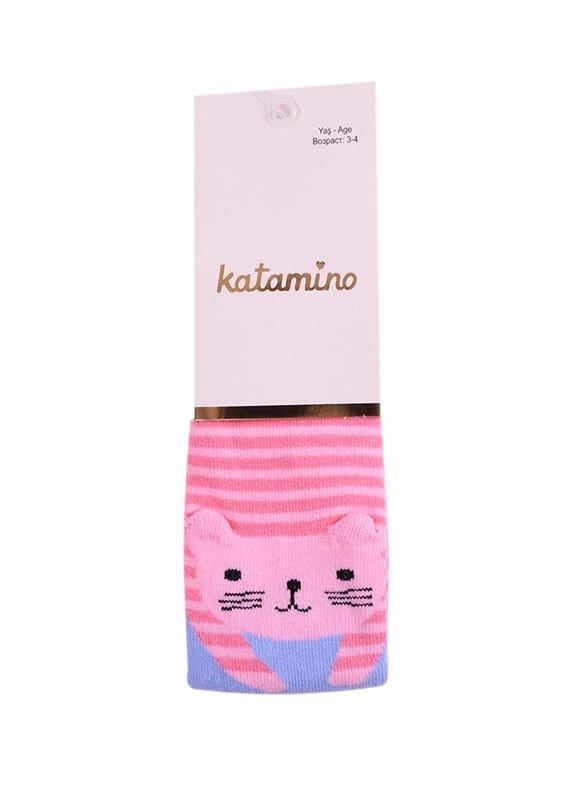 KATAMİNO - Katamino Külotlu Çorap 5404 | Pembe