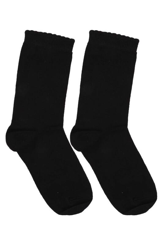 SİMİSSO - Çocuk Çorabı 943 | Siyah