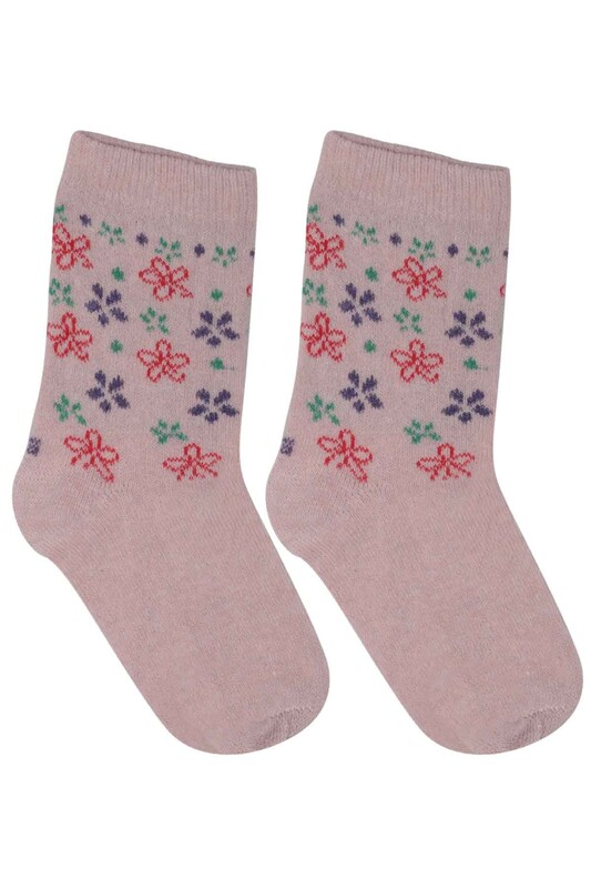 ÜÇ-EL - Kız Çocuk Çorap 50 | Lacivert