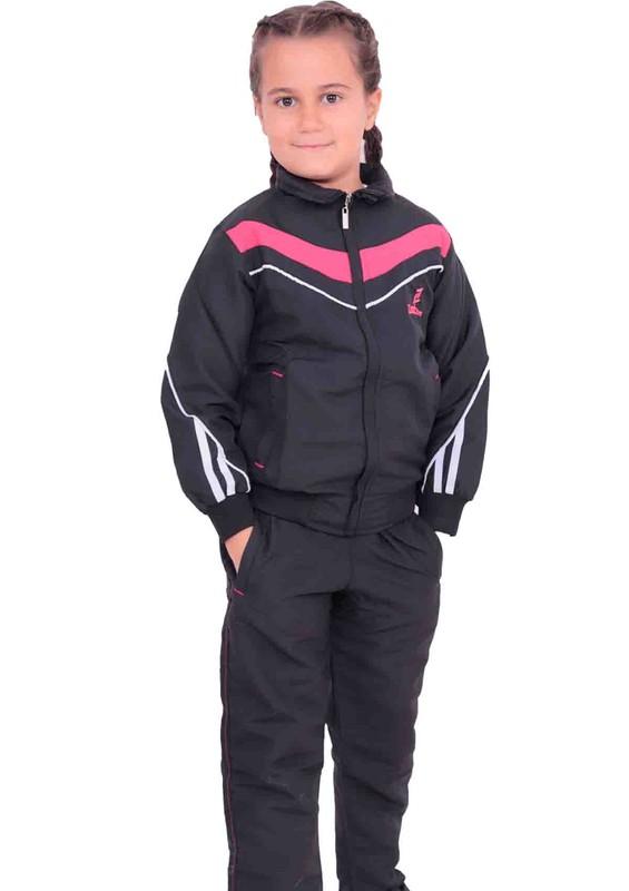 LOSTTIME - Lost Time Çocuk Eşofman Takımı 2605   Siyah