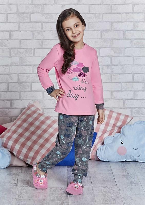 ROLYPOLY - Rolypoly Pijama Takımı 2168 | Pembe