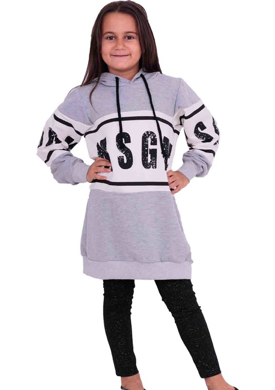 SİMİSSO - Simisso Çocuk Sweat 1165 | Gri