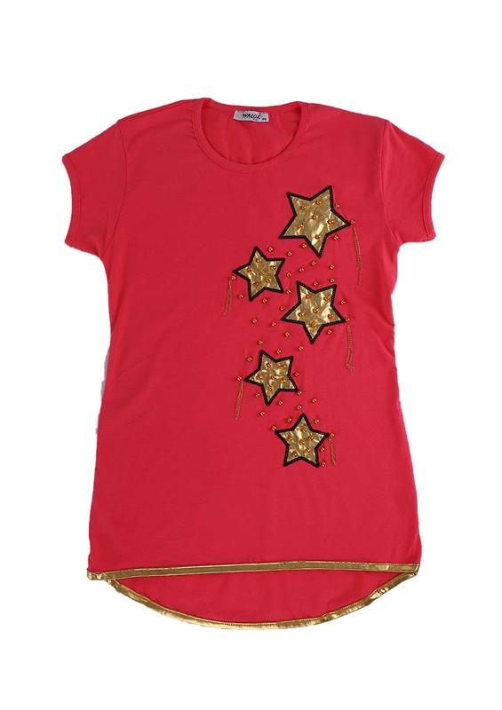 SİMİSSO - Simisso T-Shirt 4009 | Pembe