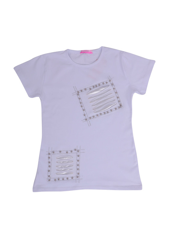 SİMİSSO - Simisso T-Shirt 422 | Beyaz