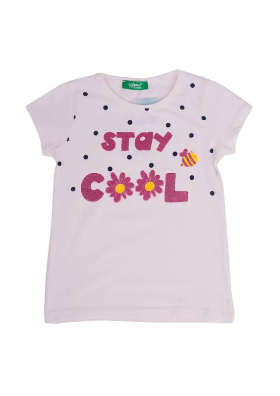 SİMİSSO - Simisso T-Shirt 69172 | Krem