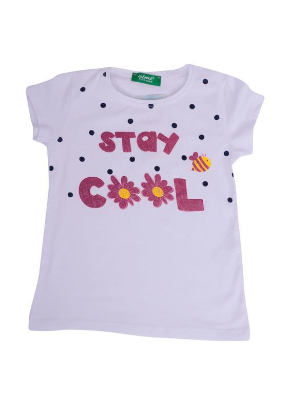 SİMİSSO - Simisso T-Shirt 69172 | Beyaz