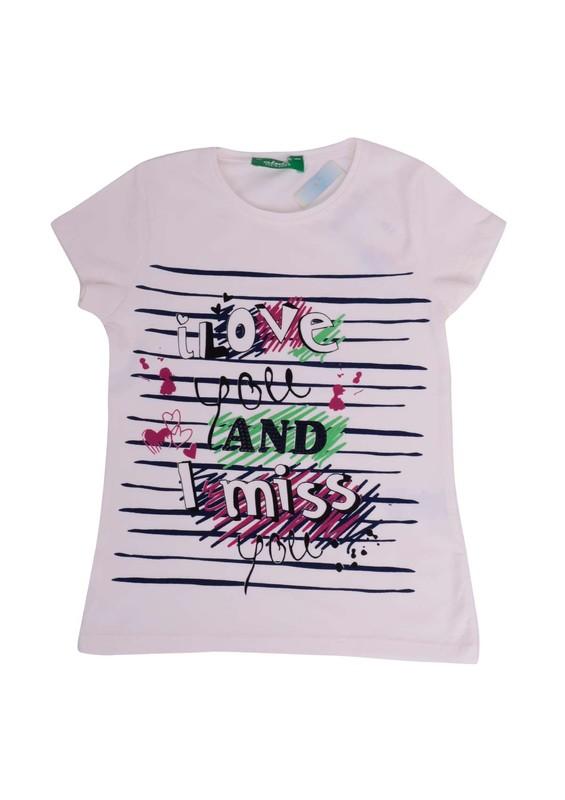 SİMİSSO - Simisso T-Shirt 69109 | Krem
