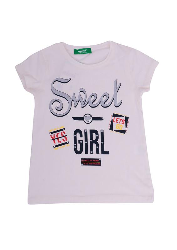 SİMİSSO - Simisso T-Shirt 79159 | Krem