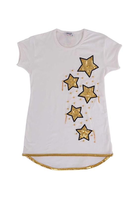 SİMİSSO - Simisso T-Shirt 4009 | Krem