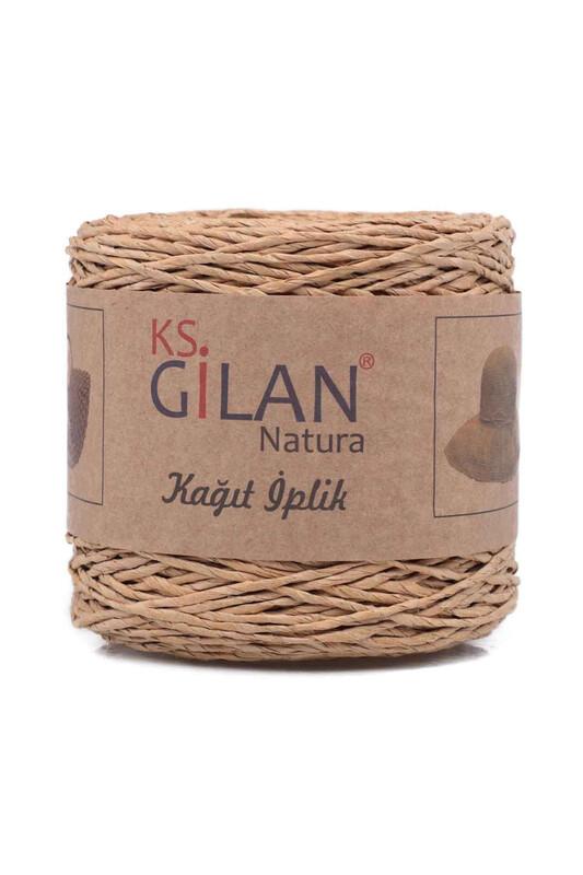 SİMİSSO - Rafya Kağıt İp 250 gr   Toprak