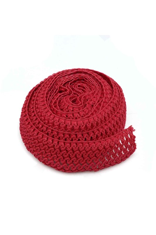 SİMİSSO - Tütü Etek Lastiği 4,5 cm Kırmızı