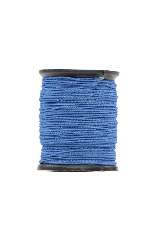 SİMİSSO - Makara Lastik İp | Mavi
