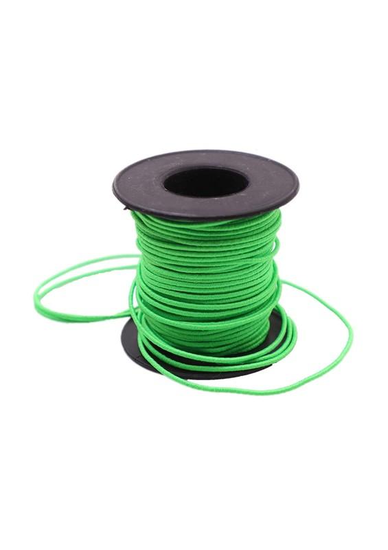TEK-İŞ - Tek-İş Makarada Lastik 1 mm 049   Yeşil