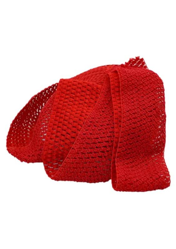 TEK-İŞ - Tek-İş Tütü Etek Lastiği 6,5 Cm 733 | Kırmızı