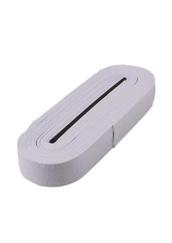 TEK-İŞ - Tek-iş Yassı Lastik 3 Cm 865 | Beyaz