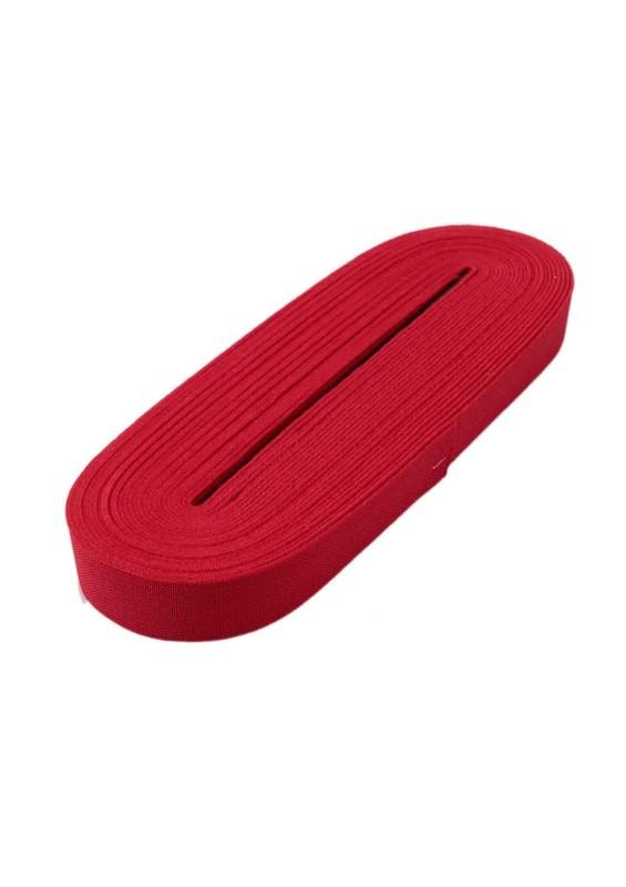TEK-İŞ - Tek-İş Yassı Lastik 2 Cm 025 | Kırmızı