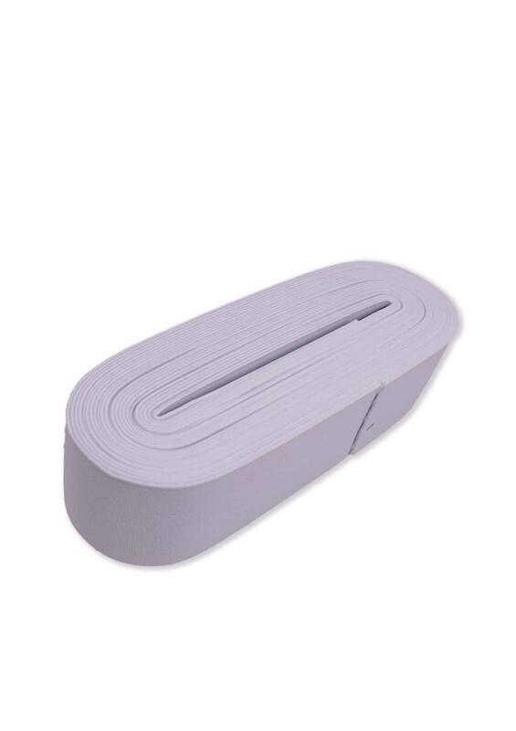 TEK-İŞ - Tek-iş Yassı Lastik 5 Cm Beyaz