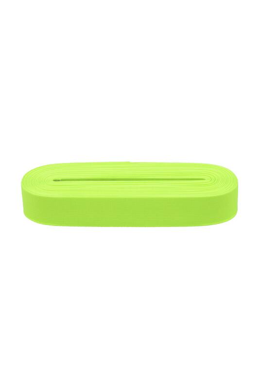 TEK-İŞ - Tek İş Yassı Lastik 3 Cm 682 | Neon Yeşil