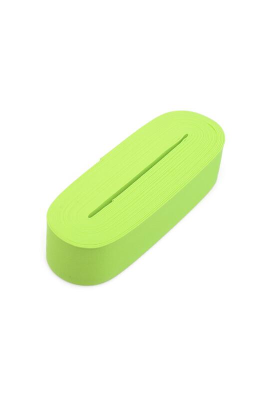 TEK-İŞ - Tek-iş Yassı Lastik 5 Cm Neon Yeşili