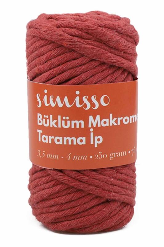 SİMİSSO - Simisso Tarama Makrome İpi | 2463