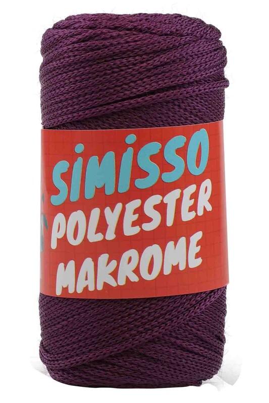 SİMİSSO - Polyester Makrome İpi 100 gr | 2467
