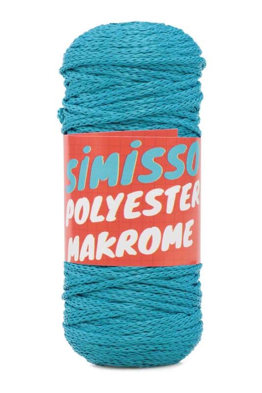 SİMİSSO - Polyester Makrome İpi 100 gr | 2479