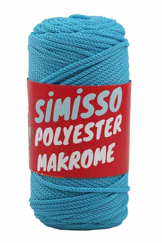 SİMİSSO - Polyester Makrome İpi 100 gr | 2475
