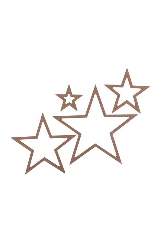 SİMİSSO - Yıldız Makrome Kasnağı