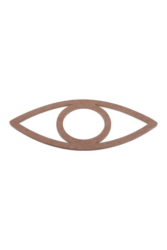 SİMİSSO - Göz Figürlü Kasnak