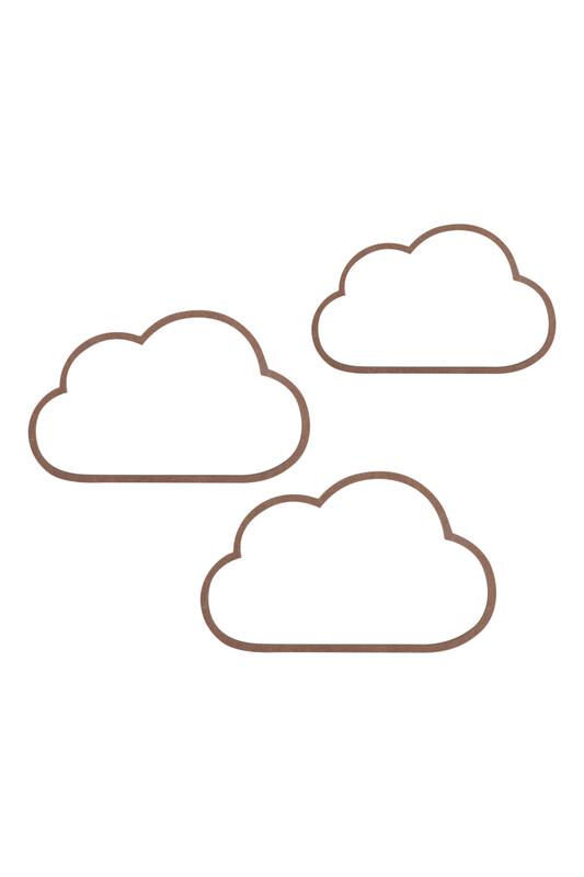 SİMİSSO - Bulut Makrome Halkası