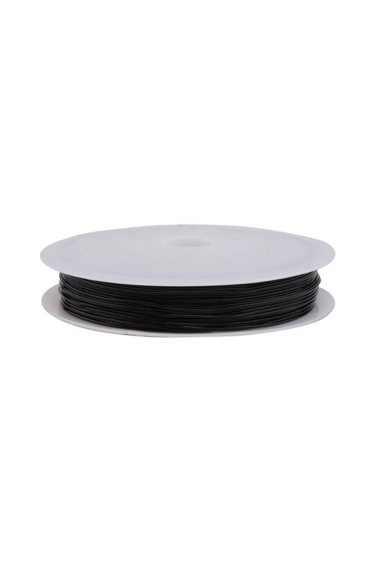 SİMİSSO - Misina İpi 0.8 mm | Siyah