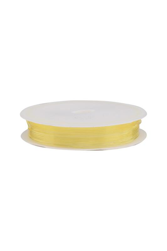 SİMİSSO - Misina İpi 0.8 mm | Sarı