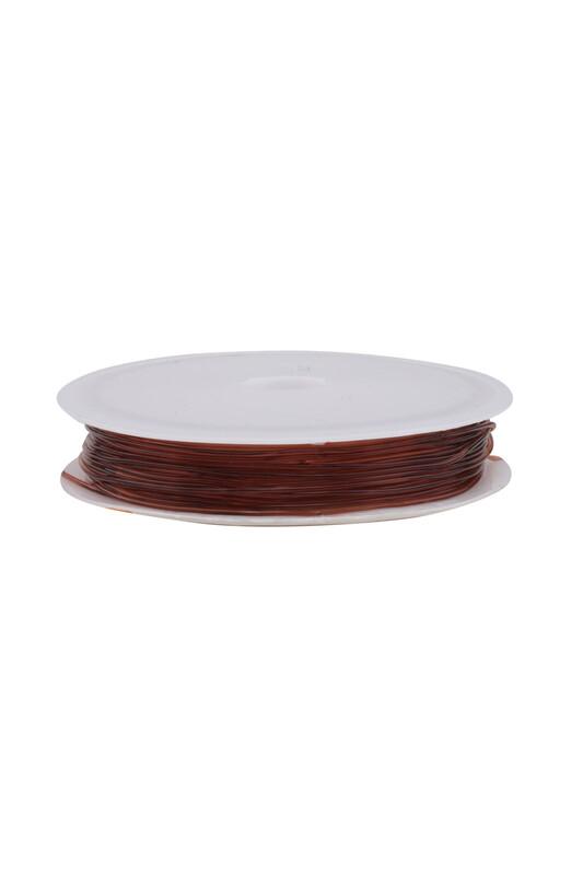 SİMİSSO - Misina İpi 0.8 mm | Kahverengi
