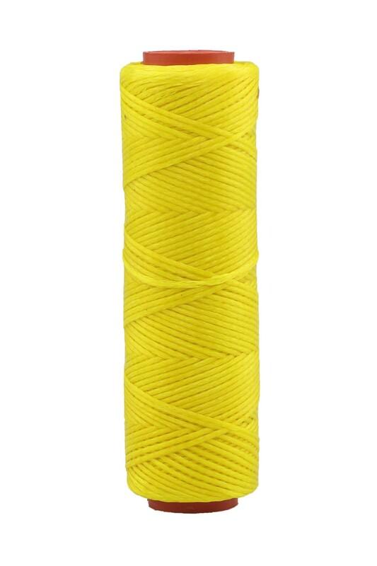MİR PLASTİK - Mumlu İp 100 Metre | 2458