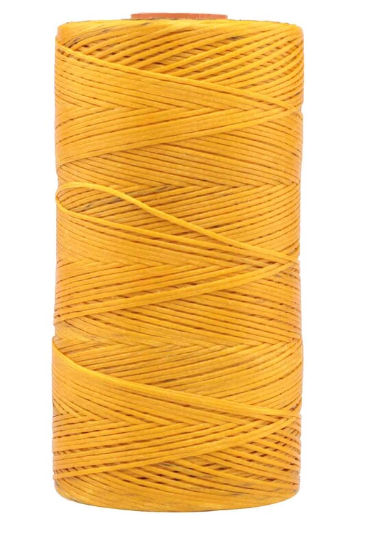 SİMİSSO - Mumlu İp 500 Gr. Sarı