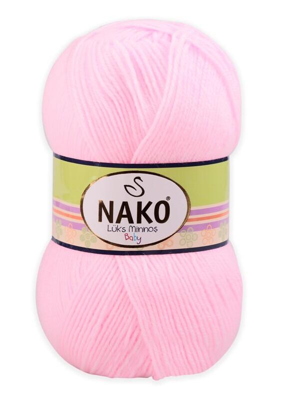 NAKO - Nako Lüks Minnoş El Örgü İpi 100 gr | Pamuk Şeker 23069