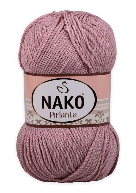 NAKO - Nako Pırlanta El Örgü İpi 100 gr | Pudra 10639