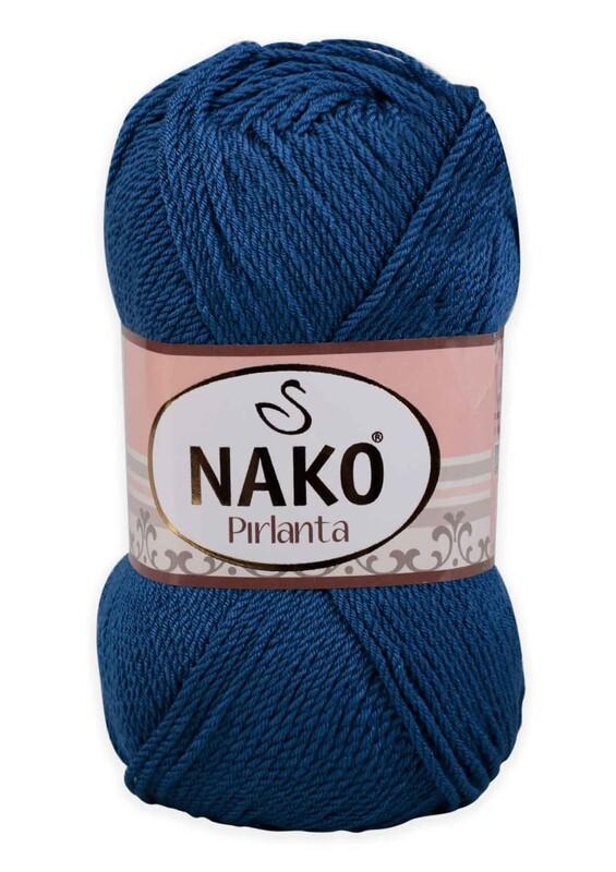 NAKO - Nako Pırlanta El Örgü İpi 100 gr | Koyu Mavi 10084