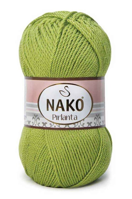 NAKO - Nako Pırlanta El Örgü İpi 100 gr | Fıstık 3330
