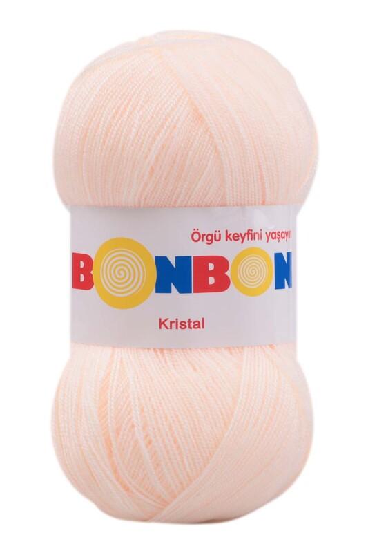 NAKO - Bonbon Kristal El Örgü İpi 100 gr | Açık Somon 99415