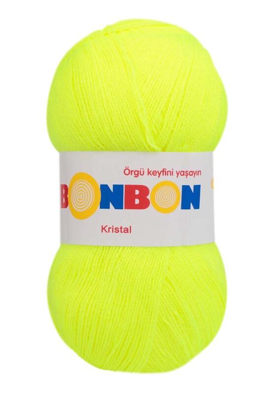 NAKO - Bonbon Kristal El Örgü İpi 100 gr | Neon Yeşil 98397