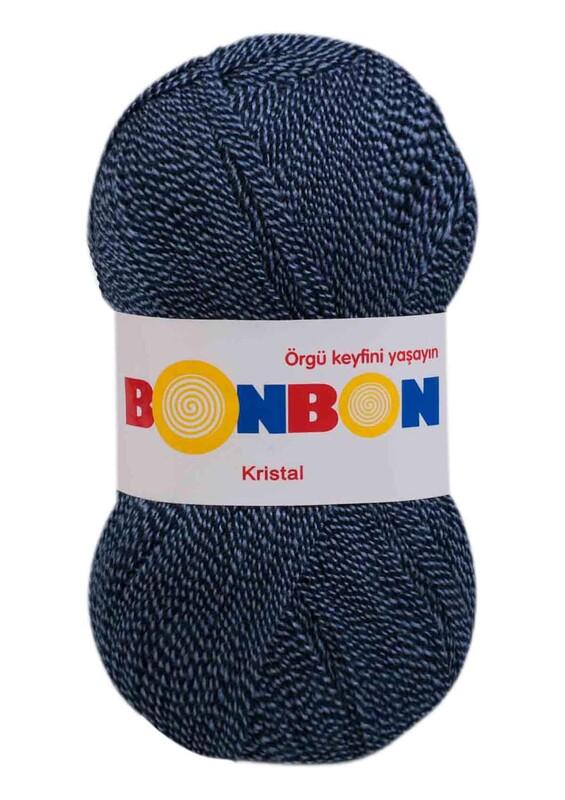 NAKO - Bonbon Kristal El Örgü İpi 100 gr | Mavi Due 99589