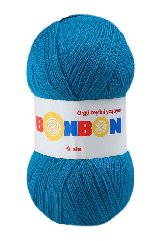 NAKO - Bonbon Kristal El Örgü İpi 100 gr | Mavi 98685