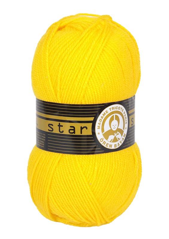 ÖREN BAYAN - Ören Bayan Star El Örgü İpi Sarı 029