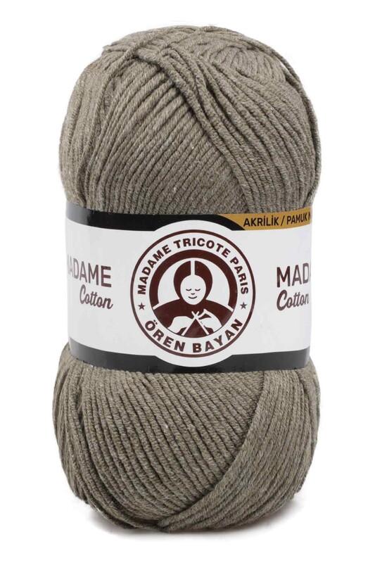 ÖREN BAYAN - Ören Bayan Madame Cotton El Örgü İpi Yeşil 055