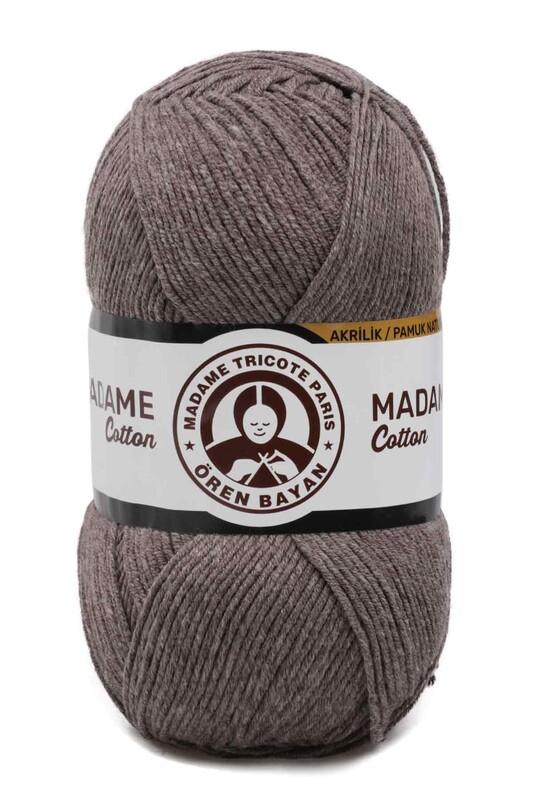 ÖREN BAYAN - Ören Bayan Madame Cotton El Örgü İpi Vizon 056