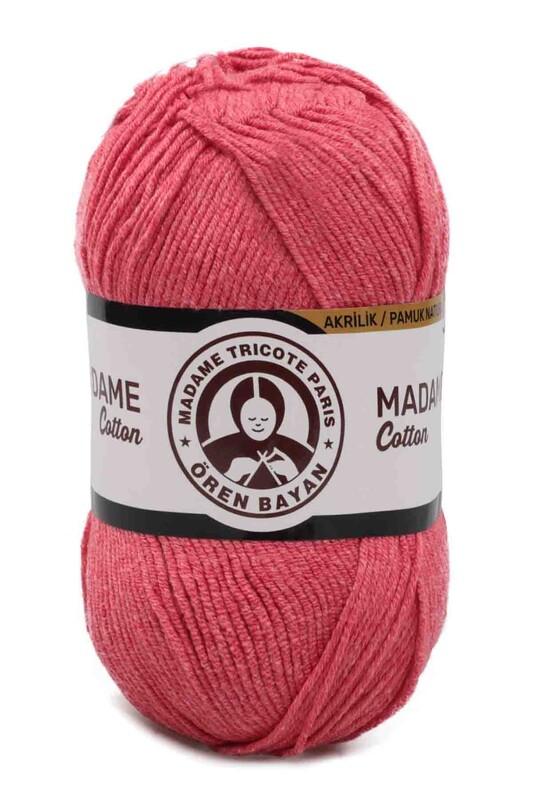 ÖREN BAYAN - Ören Bayan Madame Cotton El Örgü İpi Açık Mercan 048