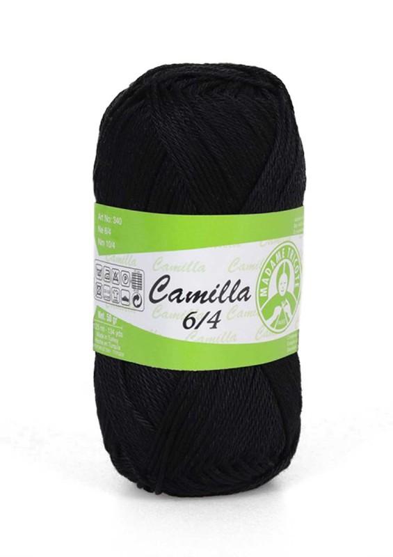ÖREN BAYAN - Ören Bayan Camilla El Örgü İpi Siyah 9999
