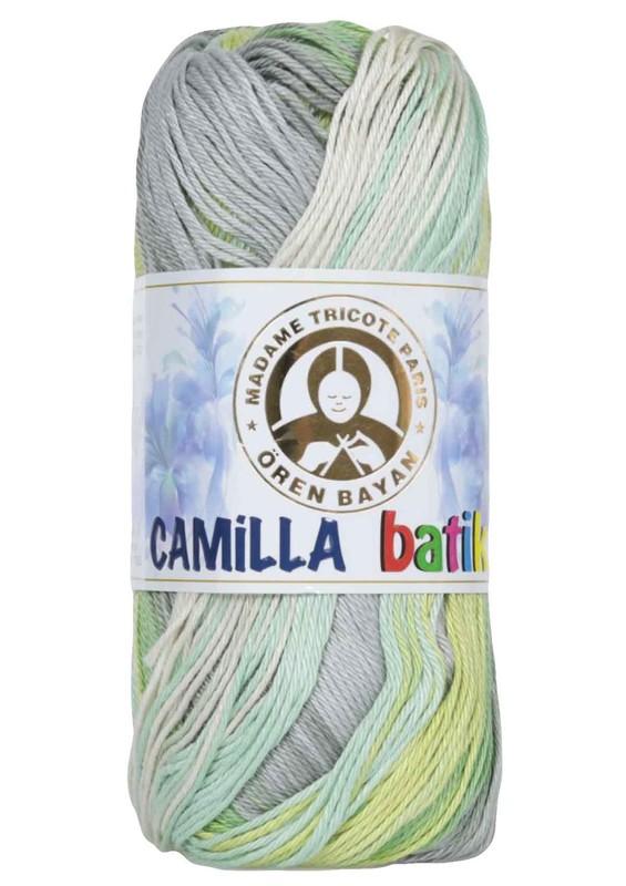 ÖREN BAYAN - Ören Bayan Camilla Batik El Örgü İpi 105